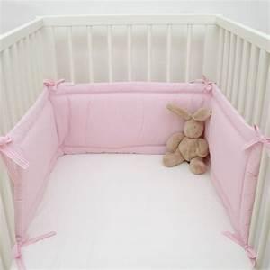 Baby Nestchen Rosa : nestchen f rs babybett kuschelig und besch tzend ~ Watch28wear.com Haus und Dekorationen