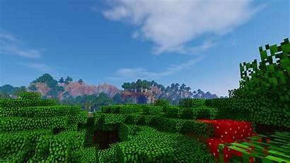 Minecraft 4k Backgrounds Landscape Wallpapers Pantalla Fondos