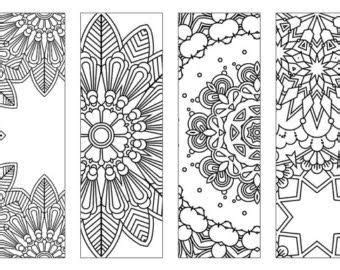 image result for free printable bookmarks to color for