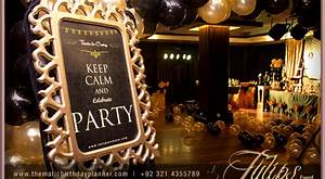 Surprise Party Ideas - Birthday Party Ideas