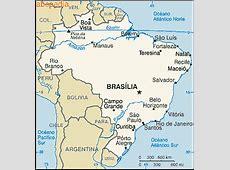 Blog de Geografia Localização do Brasil