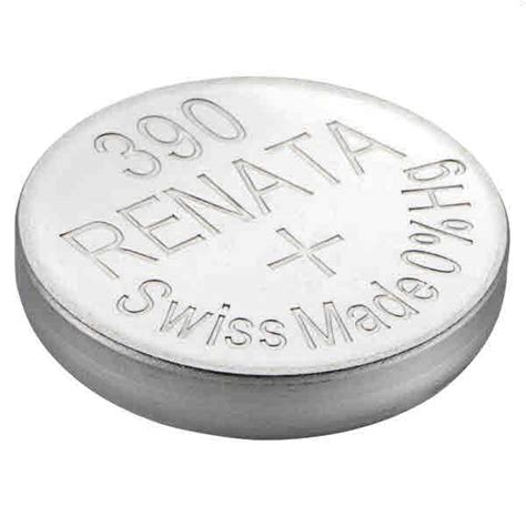 390 Renata Replacement Battery