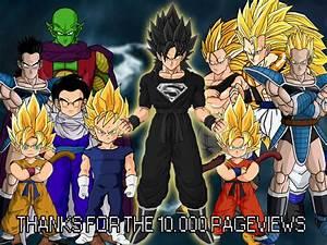 Dbz Goku Ssj 10000   www.imgkid.com - The Image Kid Has It!