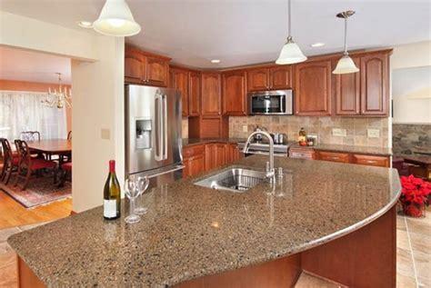Choosing Kitchen Countertops by Choosing Kitchen Countertops Tamer Construction Inc