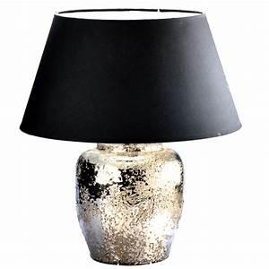Tischleuchte Silber Modern : 2 modelle stein tischlampe tischleuchte nachttischlampe silber schwarz lampe ebay ~ Indierocktalk.com Haus und Dekorationen