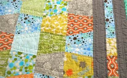 Quilt Tumbler Boy Modern Quilting Quilts Simple