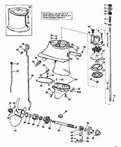 1974 Johnson 6hp Model 6r74c Page  2