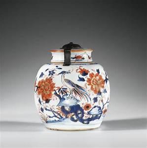 Pot A Couvert : pot gingembre couvert en porcelaine imari chine dynastie qing xviiie si cle pot ~ Teatrodelosmanantiales.com Idées de Décoration