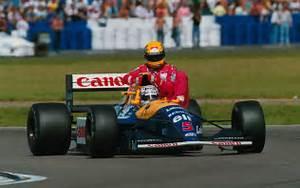 Senna & Mansell Silverstone - Ayrton Senna Wallpaper (31674752 ... Senna