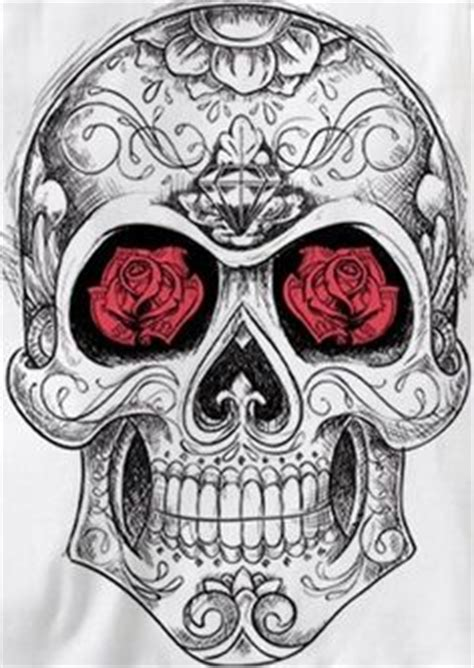images  skull tattoo  pinterest skulls skull tattoos  mexican skulls