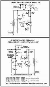 So 5839 Voltage Regulator Schematic Diagram Alternator Voltage