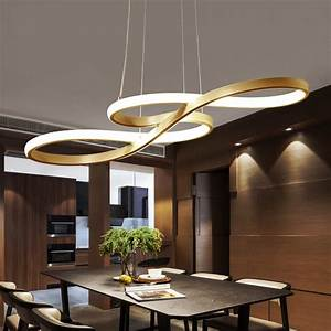 beautiful luminaires salle a manger ideas design trends With salle a manger led