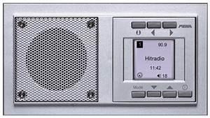 Berker Unterputz Radio : peha unterputz radio f r serie aura alu komplettger t schalter steckdosenshop ~ Udekor.club Haus und Dekorationen