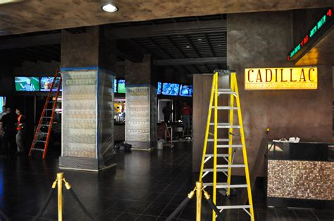 First Look At Claim Jumper & Cadillac Bar At Golden Nugget
