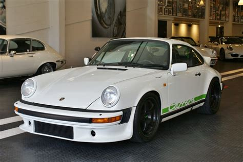 Stock Cars With Turbo by Used 1984 Porsche 911 Turbo For Sale 70 000 Cars