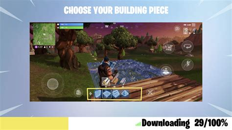 fortnite mobile update   ios improvements gamespot