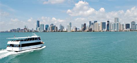 Miami Beach Boat Tours by South Beach Miami Florida Party Boat Sportfishing