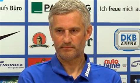 So Lief Die Pressekonferenz Beim Fc Hansa Blogtrifftball