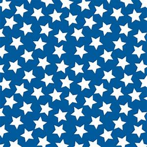 White Stars on Royal Blue Flannel Fabric by Camelot 21547