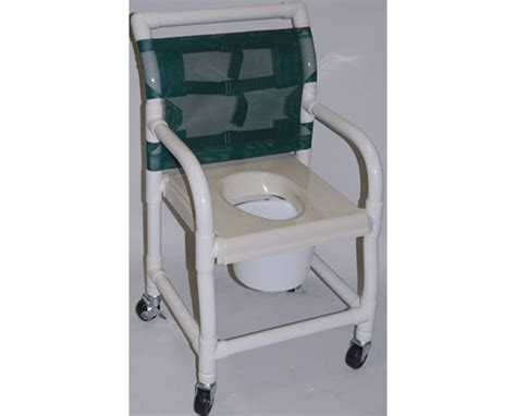 Pvc Commode Chair by Healthline Pvc Shower Chair Free Shipping Tiger Inc