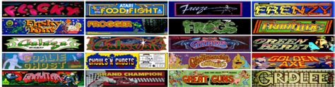 Internet Archive Offers 900 Classic Arcade Games Free