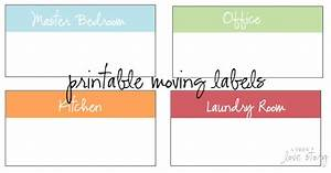 free printable moving box labels colors boxes and With colored labels for moving boxes