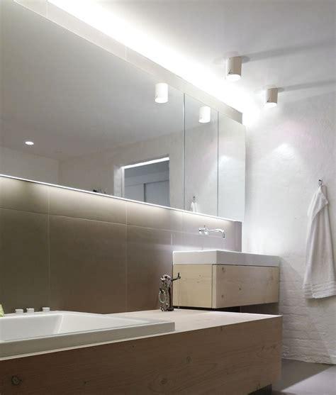 Wall Mounted Bathroom Lights by Bathroom Surface Mounted Spotlight Adjustable Lighting