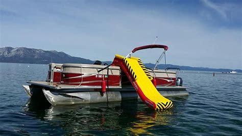 Fishing Boat Rentals Lake Tahoe by Pontoon Boat Rentals Tahoe Sports Lake Tahoe Things To Do
