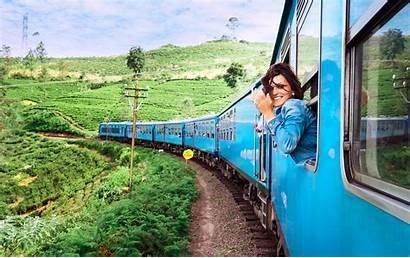 Lanka Sri Tourism Business Open Minister Train