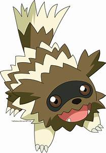 Free Zigzagoon Pokemon Vector