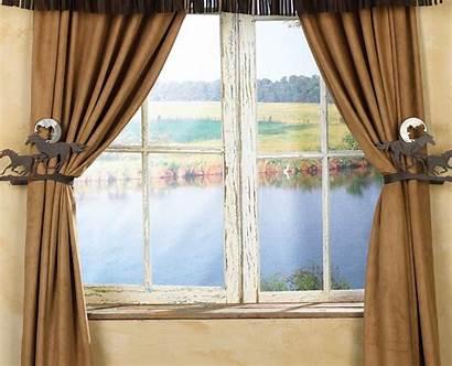 Drapes Adobe Curtains Western Window Treatments Southwest