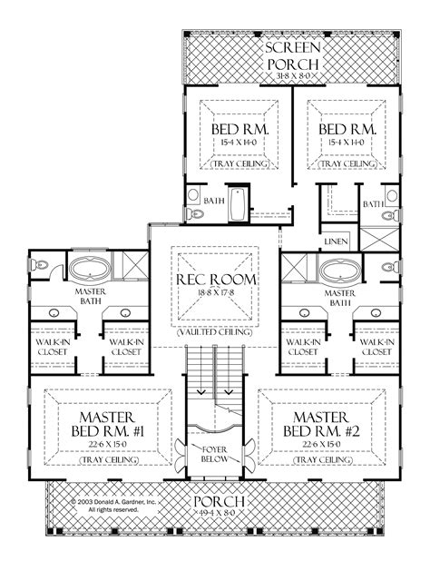 Master Suite House Plans by Home Plans Homepw75748 4 441 Square 4 Bedroom 5