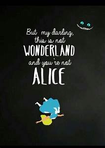 20 Inspiring Alice in Wonderland Quotes | Quotes and Humor
