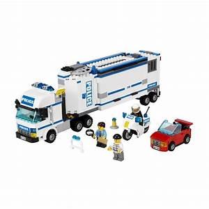 LEGO City Mobile Police Unit - Byrnes Online
