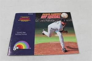 Manual - Roger Clemens Mvp Baseball