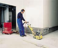 Industrial Concrete Floor Cleaning