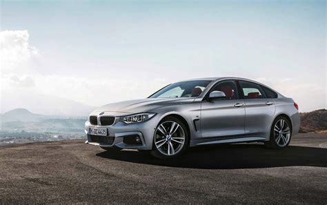 Bmw 4 Series Gran Coupe Official