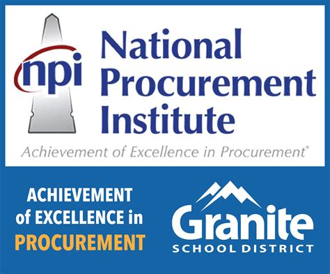 gsd receives award for excellence in procurement