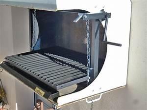 Grille Barbecue Sur Mesure : 17 grille pour barbecue sur mesure adaptation de fixation ~ Dailycaller-alerts.com Idées de Décoration