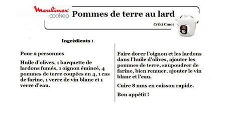 cuisine detox 10 recettes cookeo pommes de terre et viandes