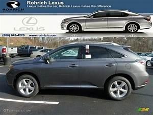 2012 Nebula Gray Pearl Lexus RX 350 AWD #60445169 Photo ...