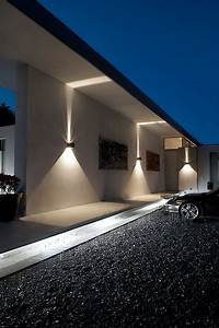 CUBE LED Outdoor wall lamp from LIGHT