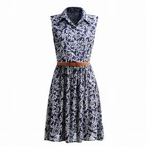 summer women dress 2016 retro vintage dresses floral print With robe replay femme