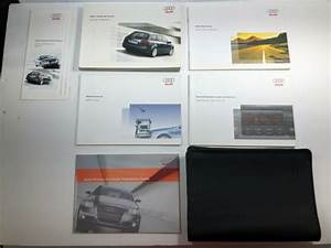 Oem Audi A4 B7 2007 07 Avant Owners User Manual Guide With