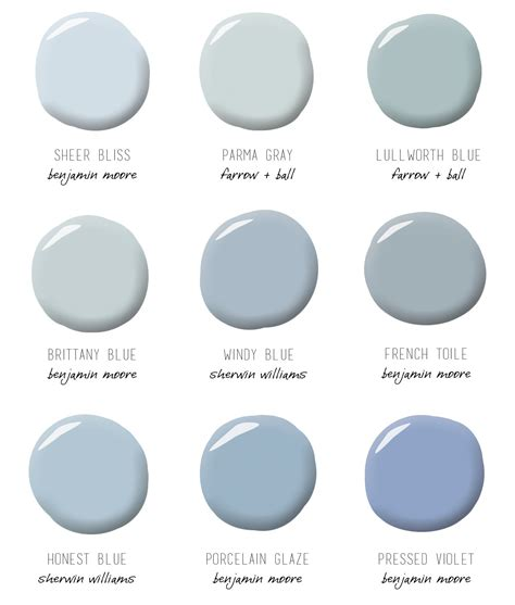 repinned light blue our home paint colors