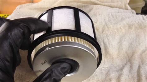 Ford 7 3 Fuel Filter Change by Ford 7 3l Powerstroke Fuel Filter Replacement