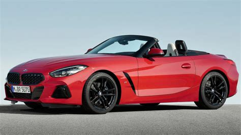 The 2019 Bmw Z4 Is A 340hp Stunner