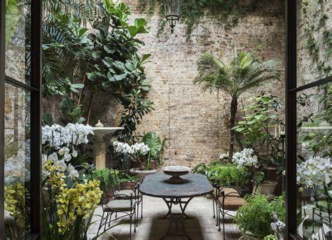 trending  gardenista april showers outdoor areas