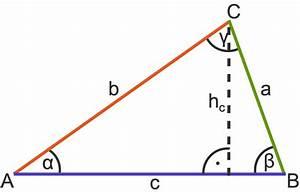 Delta Berechnen : dreiecke umfang fl cheninhalt von allg spez dreiecken ~ Themetempest.com Abrechnung