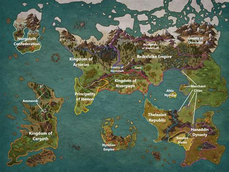 r/worldbuilding: For geeks and nerds, artists, writers ...